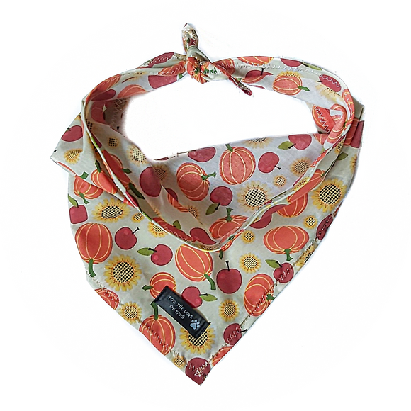 Fall Orchard Bandana