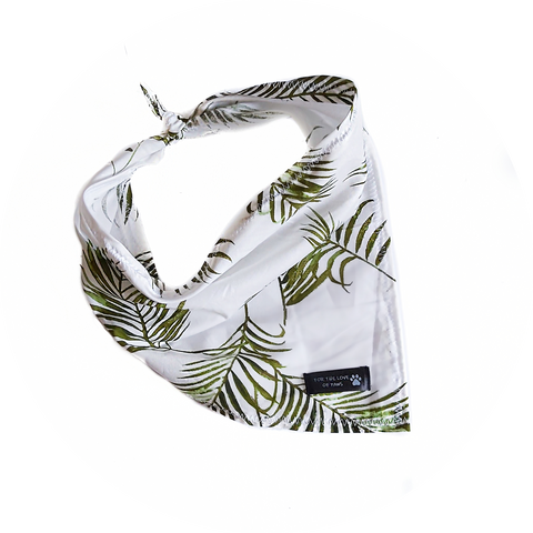 Palm Leaves Bandana