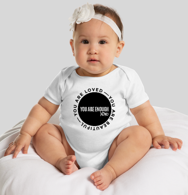 You Are Loved - Baby Onesies