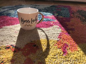 BOSS LADY Ceramic Mug