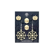 Load image into Gallery viewer, Halloween Earring Set