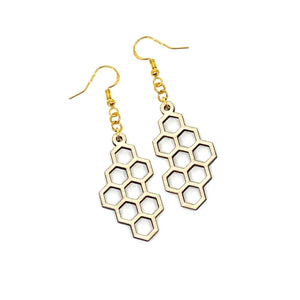 Honeybee Earring Set