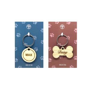 Custom Dog ID Tags