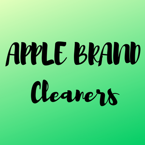 APPLE BRAND CLEANERS