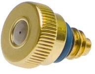 low pressure brass 10/24 misting nozzle- 0.012""