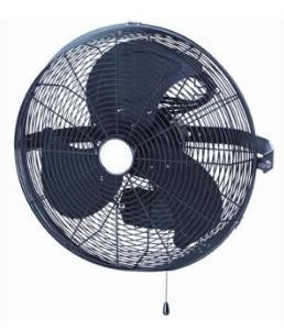 "18"" ceiling mount misting fan"