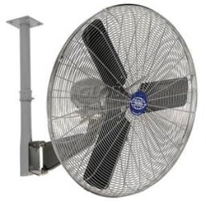 "24"" ceiling mount misting fan"