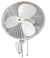 "30"" wall mount misting fan"