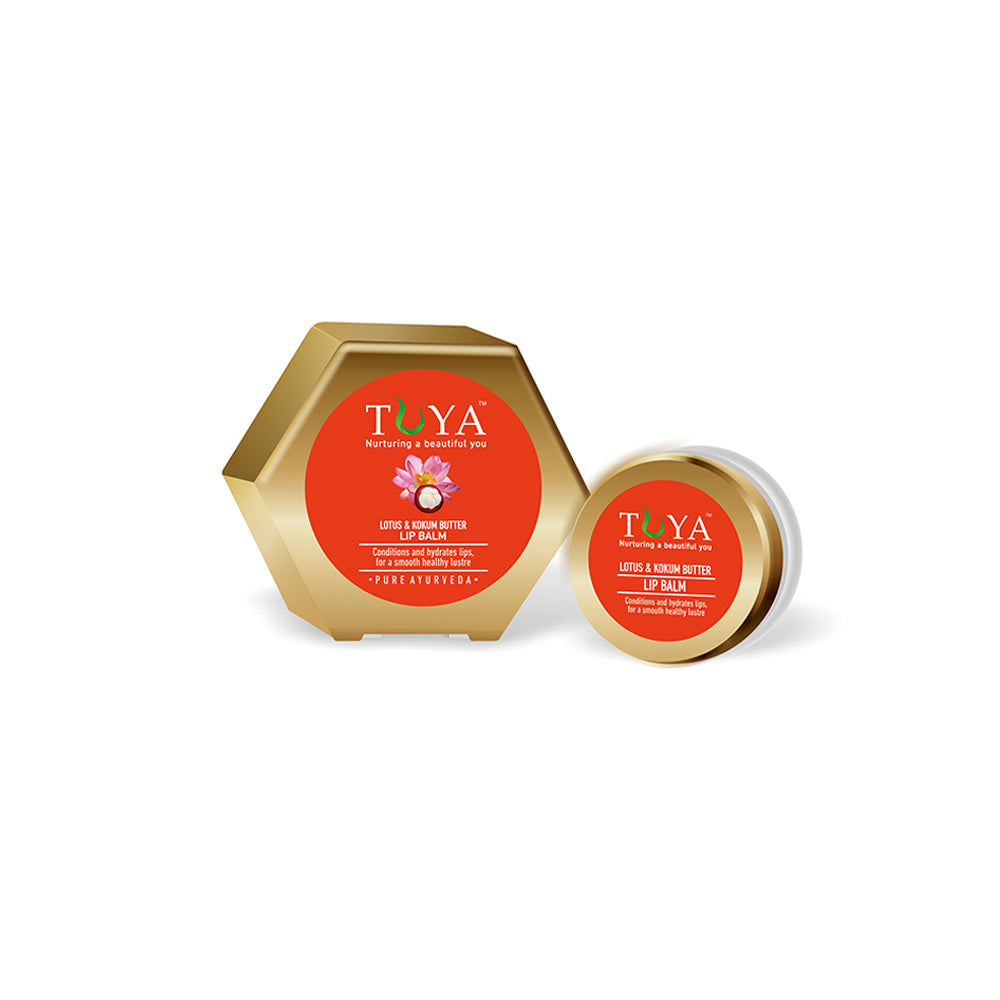 Lotus and Kokum Butter Lip Balm