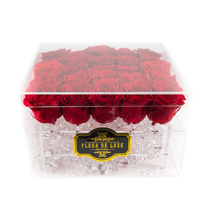 Fleur de luxe montreal fleurs eternity roses forever roses flower box montreal  mfleurs  fleurs pas cher venus et fleurs montreal flowers delivery fleurs rose éternelle ever lasting roses gift box valentine day champagne gift card red sephora gift card  chocolate luxury toronto