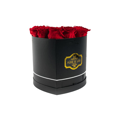Fleur de luxe montreal fleurs eternity roses forever roses flower box montreal  mfleurs  fleurs pas cher venus et fleurs montreal flowers delivery fleurs rose éternelle ever lasting roses gift box valentine day champagne gift card red sephora chocolate luxury toronto