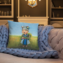 Load image into Gallery viewer, Rice Harvest Pillow