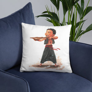Crossbow Pillow