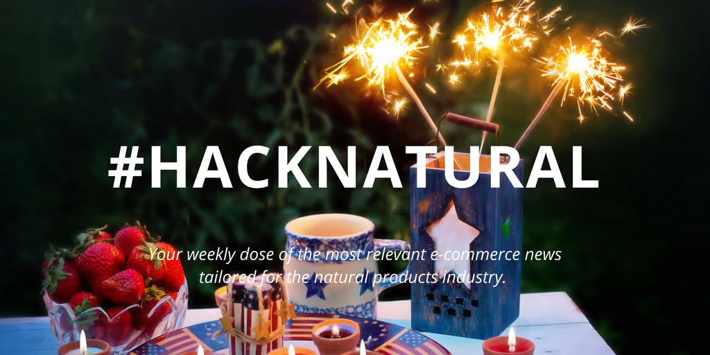 #HackNatural: Fighting Back Against Amazon, Voice Apps and Instagram