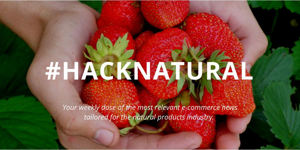NEW! The NatchCom Weekly Newsletter | #HackNatural