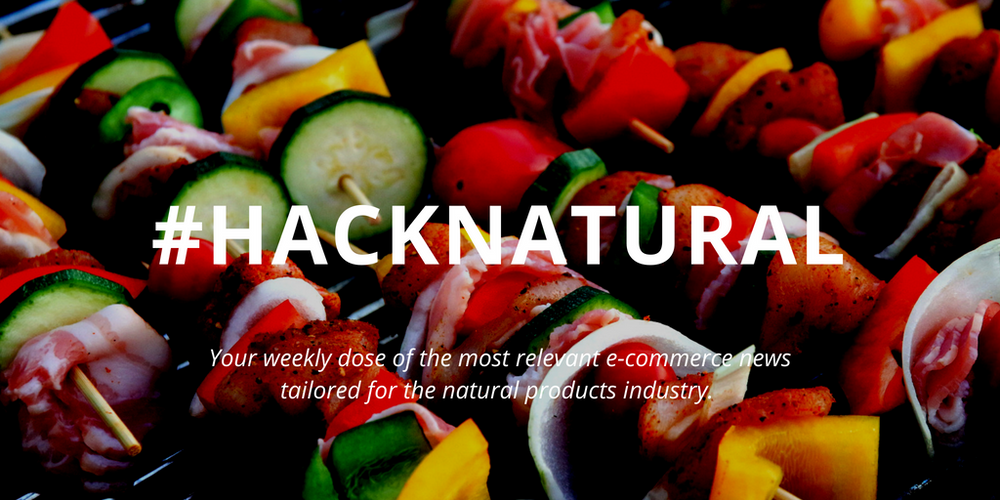 #HackNatural: nutpods e-Commerce, Organic Category Growth & Tasty Tailgates