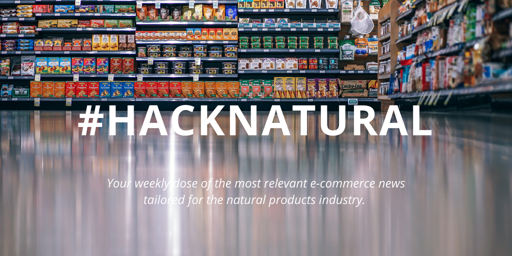 #HackNatural: The latest news on Search, Social, Email & Amazon