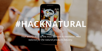 #HackNatural: Amazon's Grocery World, Social Media Engagement, Micro Influencers & Consumer Wants