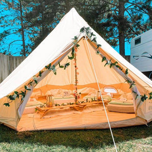 Bell Tent Hire - 4m