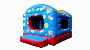 Balloon bounce jumping castle