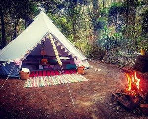 Glamping Bell Tent Package