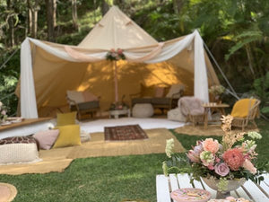 Luxury Belle Tent - 5m