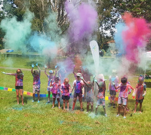 Colour Explosion Party