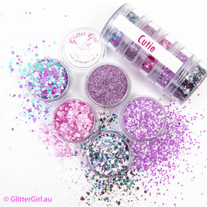 Glitter Girl Cutie Collection