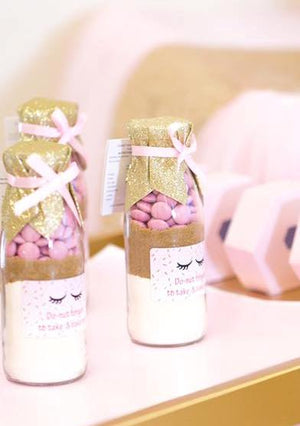 Donut Themed Cookie Mix Party Favour