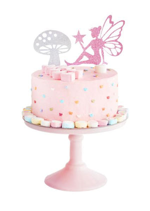 kids birthday party cake diy kit fairy theme - Kids Events & Co.