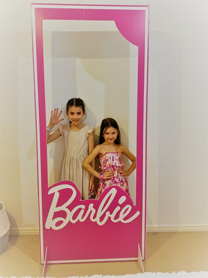Barbie Photobooth for HIRE