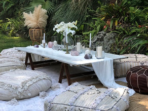 Luxe Meets Moroccan Picnic up to 10-12 guests