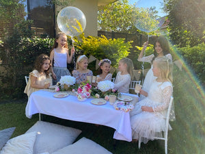 Boho Kids Party Package