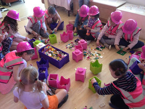 Little Builders Party - Host Your Own Party