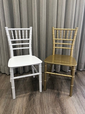 Kid's Tiffany Chairs for Hire