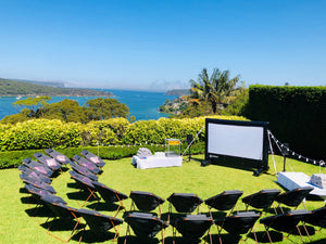 Outdoor Cinema Package