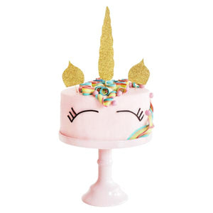 kids birthday party cake diy kit unicorn theme - Kids Events & Co.