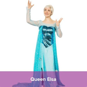 Elsa Frozen Party