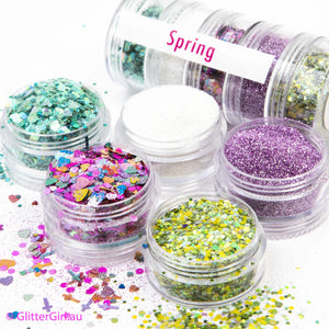 Glitter Girl Spring Collection