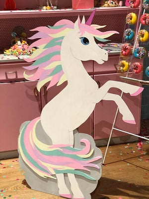Unicorn for Hire