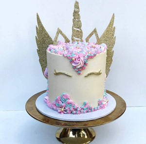 Unicorn Winged Cake Topper Kits