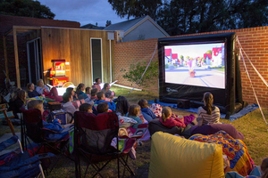 Outdoor Movie Night 3m