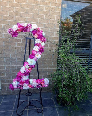 Floral Numbers for Hire