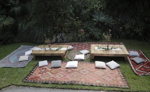 Rustic Moroccan Picnic for up to 25 guests