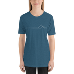 Silverlined Mountains Short-Sleeve T-Shirt