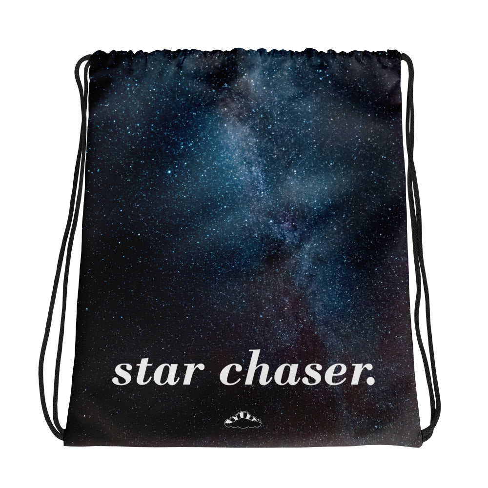 Star Chaser Drawstring bag