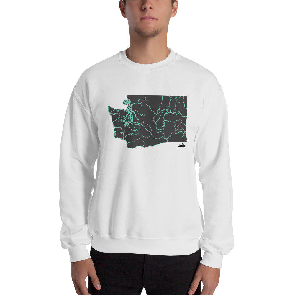 Protect Our Rivers Sweatshirt