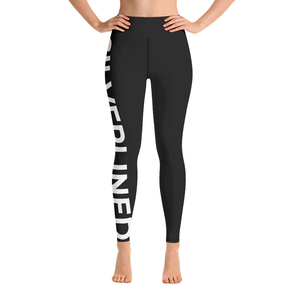 Silverlined Logo Yoga Leggings