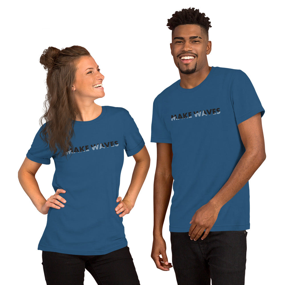 Make Waves Unisex T-Shirt