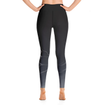 Mountains High-Waisted  Leggings